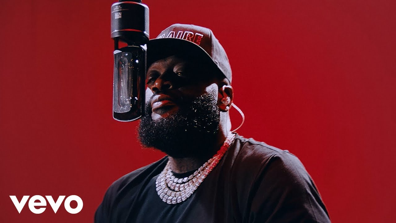 Rick Ross at August Hall in San Francisco - September 25