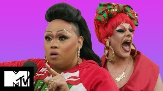 Throwing Ultimate Shade with RuPaul's Drag Race All Stars 3 Queens | MTV Life