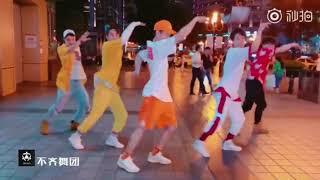 BUQI | [Toca Toca - Fly Project] dance