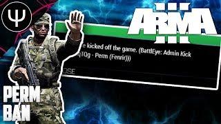 ARMA 3: Altis Life — Perm BAN!