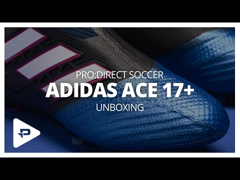 the latest 33377 4a1c4 Unboxing: adidas ACE 17+ Purecontrol Blue Blast - YouTube