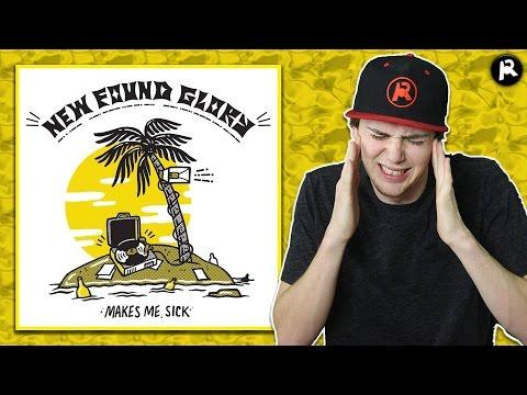 New Found Glory - Makes Me Sick   Album Review
