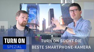 TURN ON sucht die beste Smartphone-Kamera - Gewinnspiel