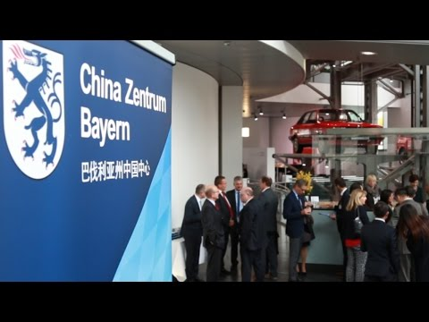 Bayerischer China Tag 2016 - Ingolstadt Audi Museum Mobile