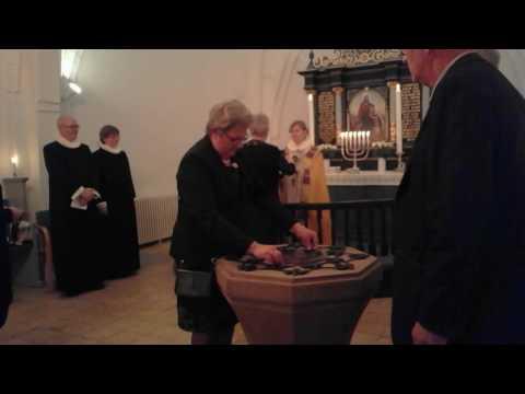 Genindvielse af Kerte Kirke - 22/12-2016
