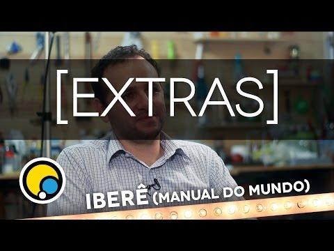 Programa de 1 Cara Só entrevista Iberê Thenório EXTRAS