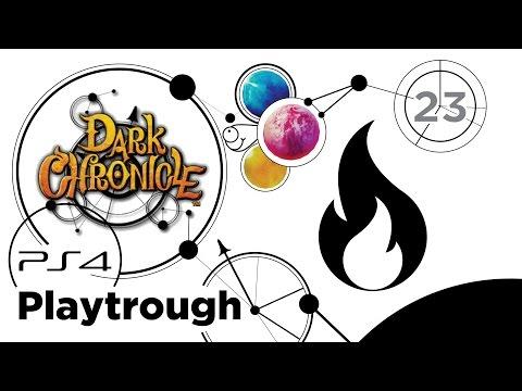 Dark Chronicle (PS4) Playthrough 100% - Ep. 23 - C'è Lava ovunque