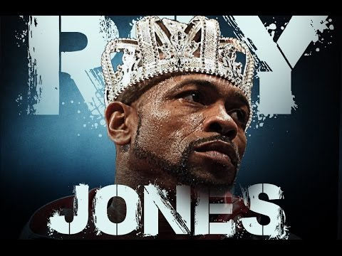 Roy Jones jr. - Can't be touched