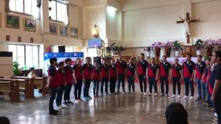 Tagumpay Nating Lahat -- Philippine Madrigal Singers