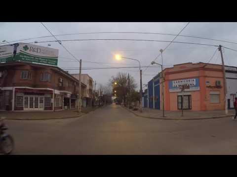 Argentine Tucuman Entrée dans Tucuman, Gopro / Argentina Enter into Tucuman