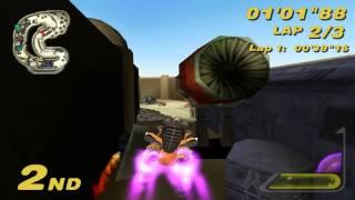 Star Wars: Super Bombad Racing (PS2) walkthrough - Mos Espa