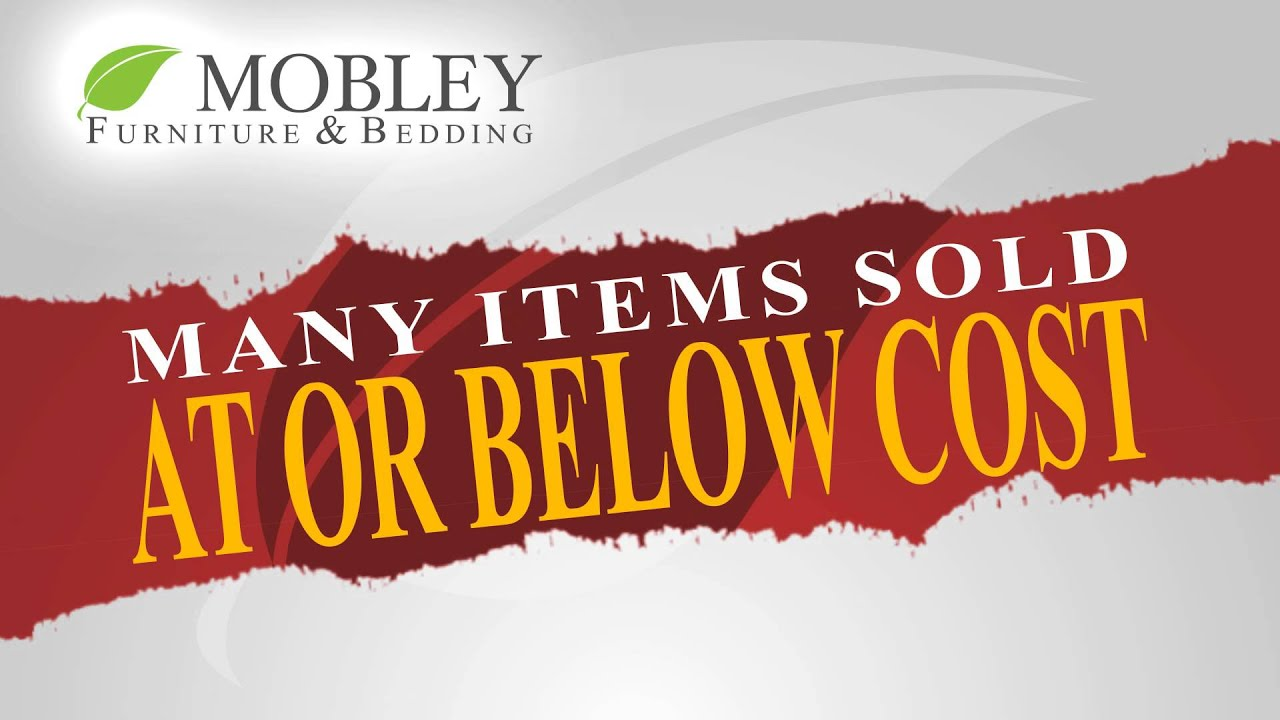 Mobley Furniture Outlet: Mobley Tent Event!