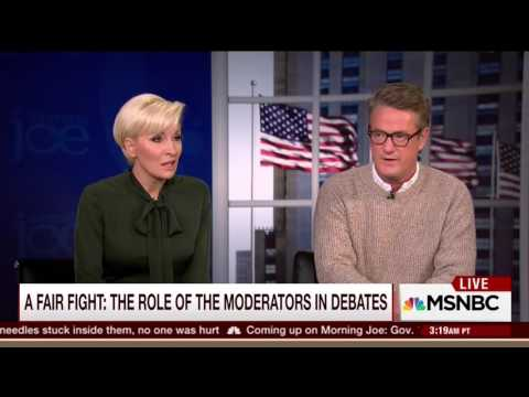 Scarborough owns panel on media bias: Name a single Republican in major mainstream media position