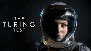 The Turing Test - Game Movie