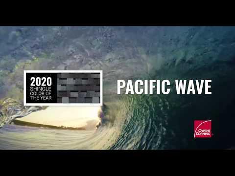 Duration PACIFIC WAVE - Kolor roku 2020