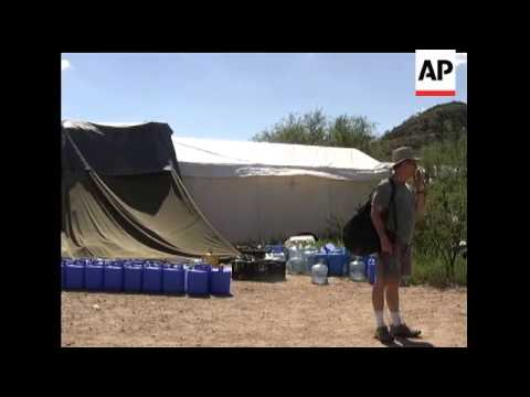 Deaths of illegal immigrants in Arizona have soared this summer, despite new laws on immigration and