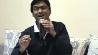 Chale the saath milkar chalenge saath milke on karaoke by sikandar g