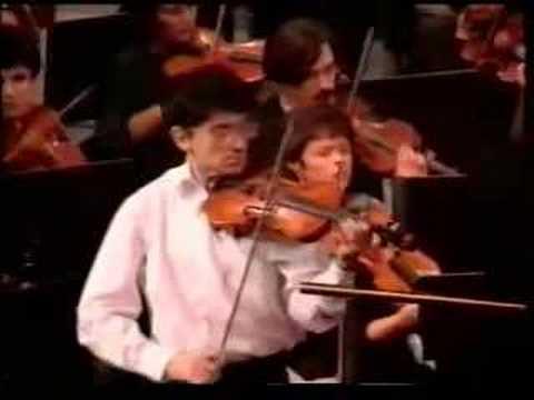 Paganini Concerto #1 - Oleg Pokhanovski part 1