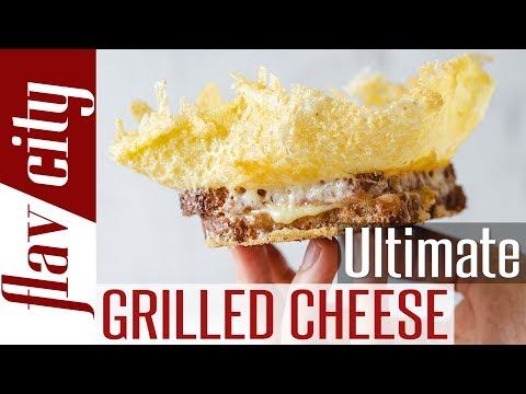 7 Healthy Grilled Cheese Sandwiches Under 400 Calories