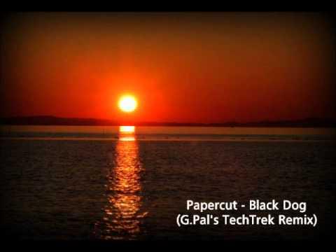 Papercut - Black Dog (G.Pal's TechTrek Remix)