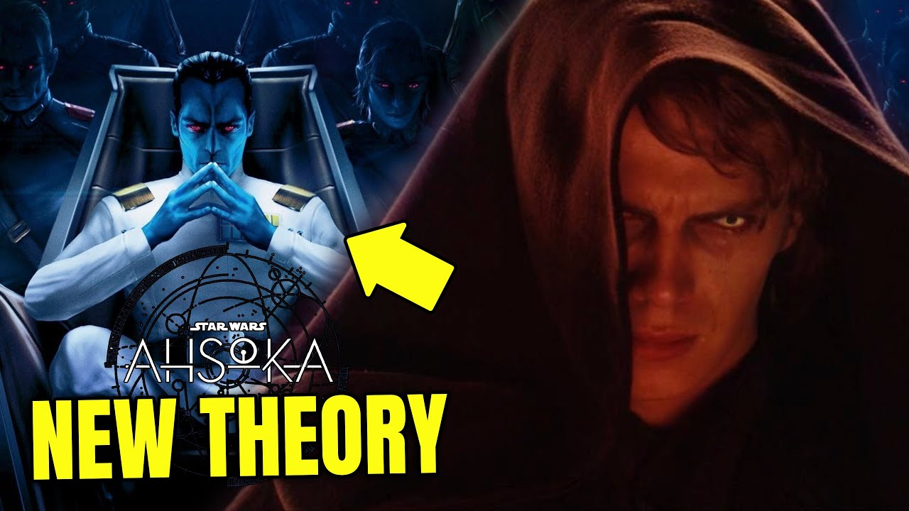 Download Anakin In Ahsoka Show Theory! THIS Could Change Star Wars Forever!