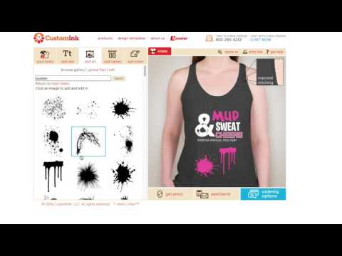 ​Creating Custom T-Shirts - Spruce Up ​T-Shirts with Layered Artwork