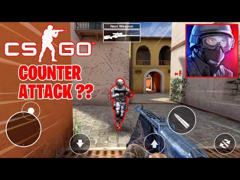 Counter Attack - Multiplayer FPS Android / IOS Gameplay