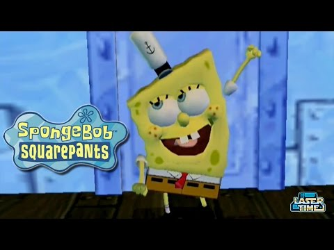 Spongebob Squarepants - Intro PlayStation
