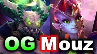 OG vs Mouz - EU FINAL + Willow 7.07 - Captains Draft 4.0 DOTA 2