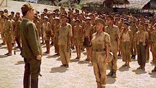 交战中战俘营的守备日军为什么毫无招架之力?