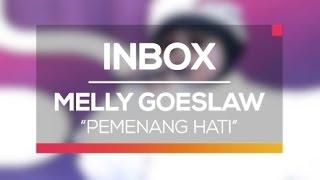Melly Goeslaw - Promise (Live on Inbox)