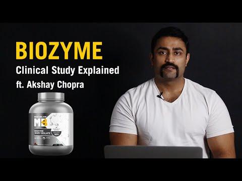 MuscleBlaze Biozyme Whey Protein Review | Clinical Study | Honest Review | Hindi | Akshay Chopra