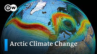 Melting arctic ice fuels climate change and extreme weather events | DW News