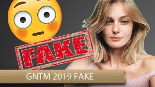 GNTM 2019 FAKE: Falsche Vanessa Szenen? | About You Casting