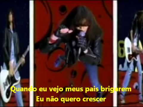 The Ramones -  I Don't Want To Grow Up (tradução)