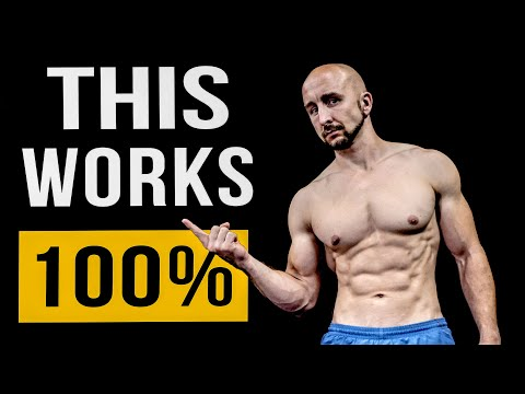 The PERFECT Calisthenics Workout for Muscle Gains!