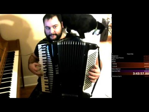 Pirate Kitty, Pirate Accordion, Pirate Song!