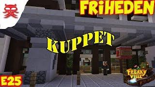 KUPPET - Breaking bad - Friheden sæson 2 - Dansk Minecraft