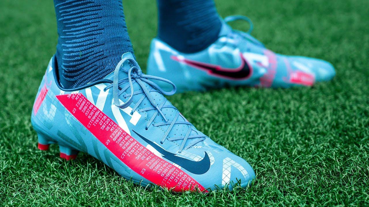 80€ Nike Mercurial Vapor 13 Academy - REVIEW