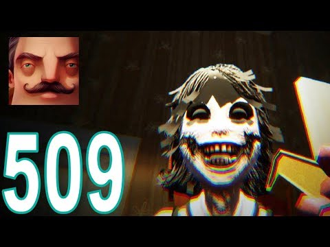 My New Neighbor Agatha Act 2 Hello Neighbor Gameplay Walkthrough Part 509