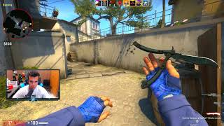 """NOS INTENTAN HACER LA DE S1MPLE"" Counter Strike: Global Offensive #306 -sTaXx"