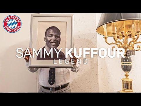 Sammy Kuffour - King Of Ghana | FC Bayern