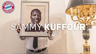 What is Sammy Kuffour doing? FC Bayern Legends #1