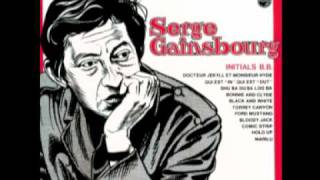 Serge Gainsbourg - Initials B.B.  (1968)
