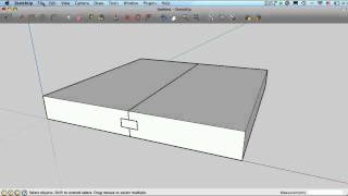 Sketchup for Woodworkers - Joints, joints, joints