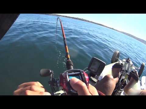 Redondo Beach Kayak Fishing Hook Unbent 11 04 2014 E