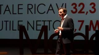 Umiltà, coraggio, determinazione: la ricetta contro il fallimento   Stefano Spaggiari   TEDxModena