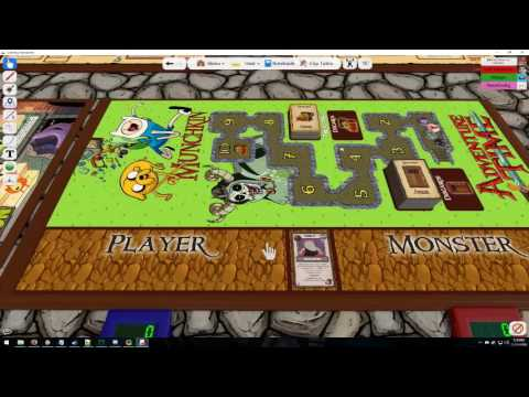 The Longest Game of Adventure Time Munchkin Ever - YouTube