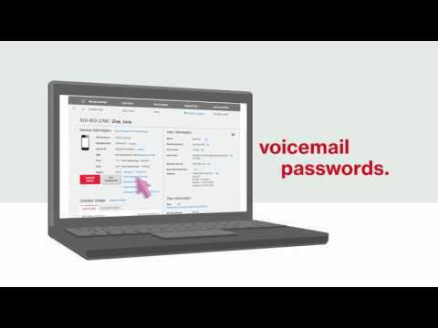 Verizon Online Business Portal: Wireless Service Management
