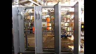 видео Вентиляция трансформаторных подстанций